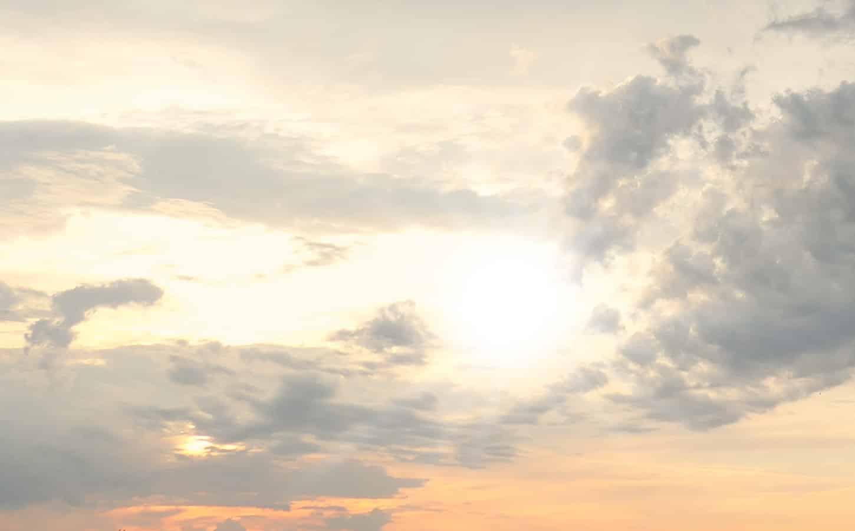 Aufklarender Himmel – Leistung von Psychotherapie und Paartherapie