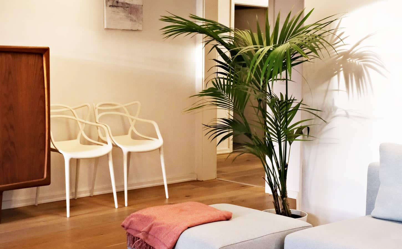 Räume Gestalt- und Paartherapie Praxis – Fotografie Inken Webler