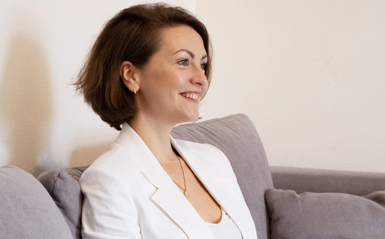 Lüneburger Psychotherapeutin und Paartherapeutin Sarah Schumann im Gespräch